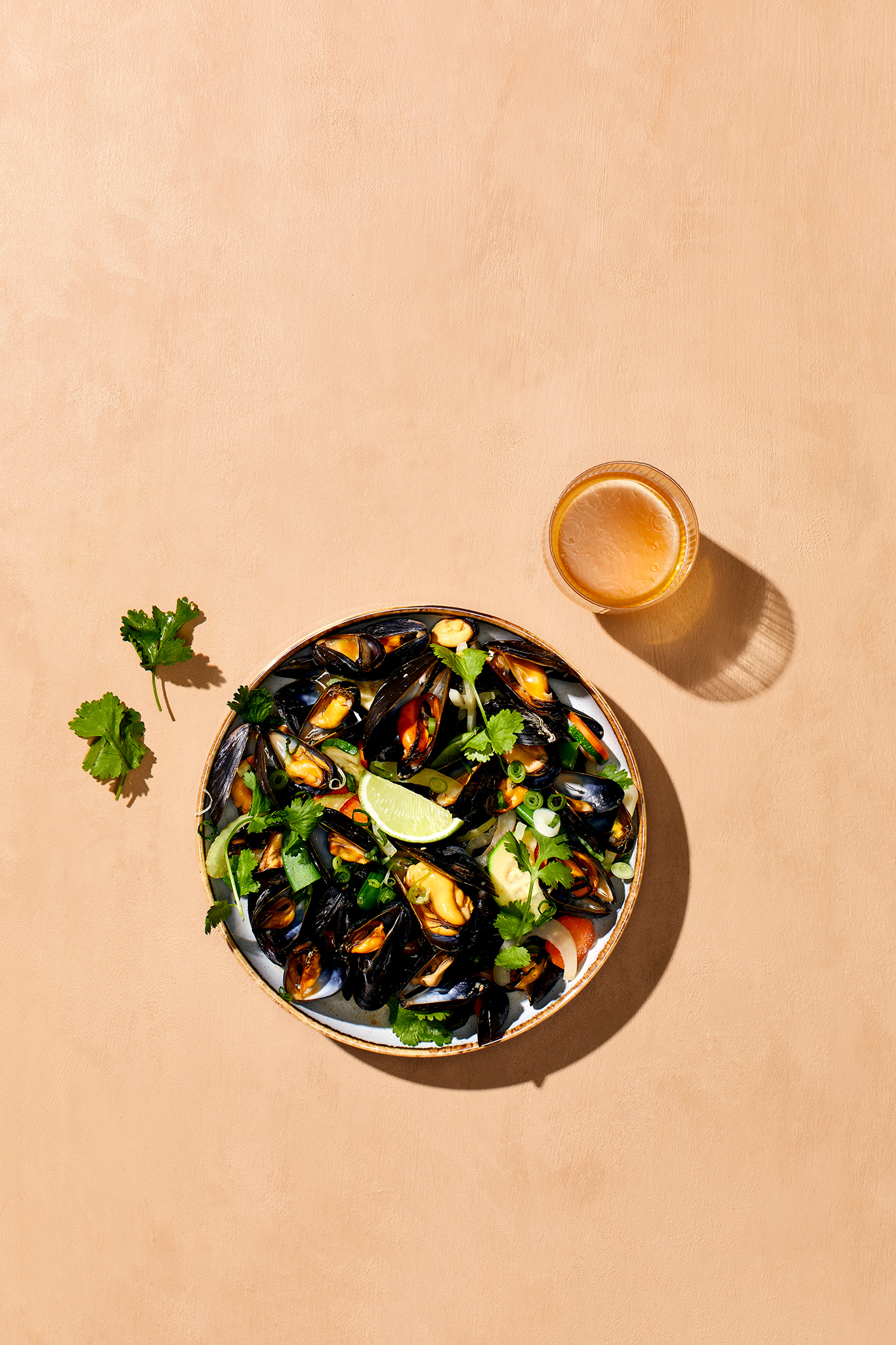 PinkFish_mussels